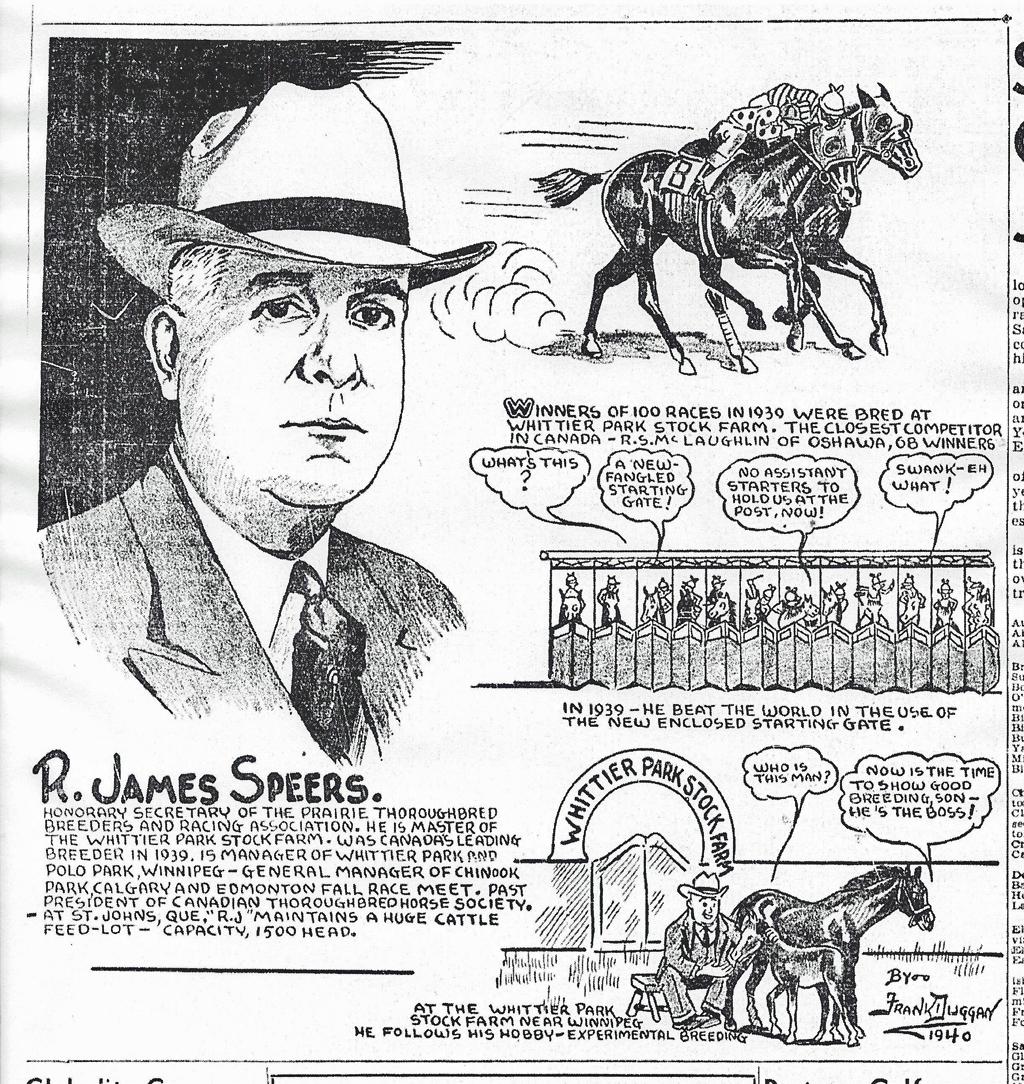 Winnipeg Tribune, May 30, 1940.